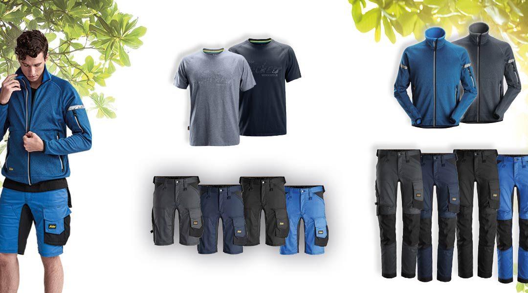 Ora in promozione: abbigliamento da lavoro per l'estate